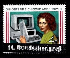 Autriche 1987 Mi.Nr: 1902 Österreichische Arbeitswelt  Oblitèré / Used / Gebruikt - 1945-.... 2nd Republic
