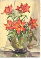 ILLUSTRATEUR J. PHILIPPE - Bouquet De Lys - N° 2087 - Illustrateurs & Photographes