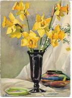 ILLUSTRATEUR J. PHILIPPE - Bouquet  De Jonquilles - N° 2076 - Illustratoren & Fotografen