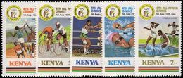 Kenya 1987 All-Africa Games Unmounted Mint. - Kenya (1963-...)