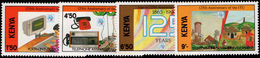 Kenya 1990 ITU Unmounted Mint. - Kenya (1963-...)