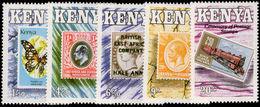Kenya 1990 Stamp Centenary Unmounted Mint. - Kenya (1963-...)