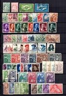 Portugal Belle Collection D'oblitérés 1923/1957. Bonnes Valeurs. B/TB. A Saisir! - Sammlungen