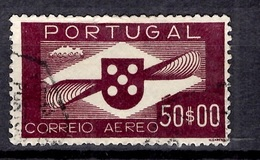 Portugal Poste Aérienne YT N° 10 Oblitéré. B/TB. A Saisir! - Luftpost