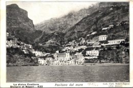 Italy Positano Dal Mare - Altre Città