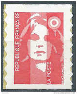 France - 1994 - Marianne Du Bicentenaire - N° 2874 - Adhesif N° 7  - Issus De Carnets - Neuf ** - MNH - France