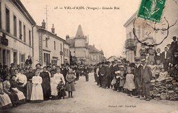 CPA De VAL-D'AJOL - Grande-Rue. - Frankreich