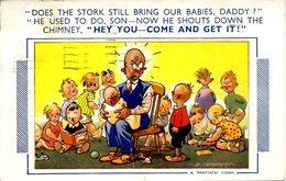 BAMFORTHS COMIC - LARGE BROWN TRIANGLE 974 - Comics