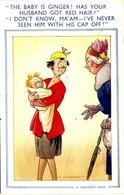 BAMFORTHS COMIC - LARGE BROWN TRIANGLE 1064 - Comics