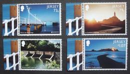 Jersey   Europa:Brücken   2018   ** - Jersey