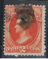 US 215 // YVERT 58 // 1875 - 1847-99 Emissions Générales