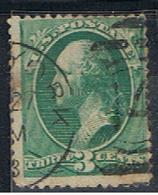US 216 // YVERT 52 // 1870 - 1847-99 Emissions Générales