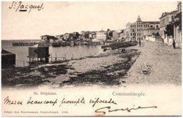 CONSTANTINOPLE - St. Stéphano - Turquie