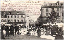 56 LORIENT - Vue Prise Des Marches De L'église - Lorient