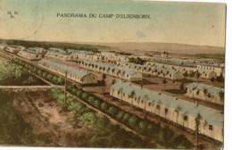 Camp D'elsenborn    Panorama - Elsenborn (camp)