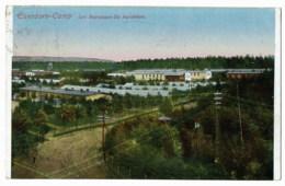Camp D'elsenborn  Les Baraques - Elsenborn (camp)