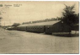 Camp D'elsenborn   Baraque En Fer - Elsenborn (camp)