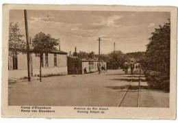 Camp D'elsenborn  Avenue Du Roi Albert - Elsenborn (camp)