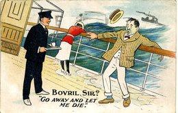 COMIC - BOVRIL SIR? - Comics
