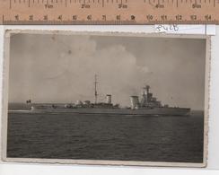 8428 R I ALBERIGO DA BARBIANO ANNO 1934 - Warships