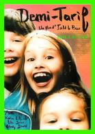 """AFFICHE DE FILM - """" DEMI-TARIF """"  D'ISILD LE BESCO EN 2003 - KOLIA LITSCHER, LILA SABET, CINDY DAVID - - Affiches Sur Carte"""
