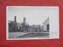 Prison Yard       Newgate Prison          East Granby Conn.      Ref 3430 - Gevangenis