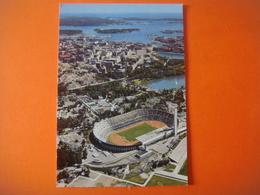 Finlande - Finland - Suomi - HELSINKI Helsingfors - Stade Olympique - Olympic Stadium Kallio District - Finlande