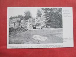 Blacksmith Wheelwright Nail & Cabinet Shops     Newgate Prison          East Granby Conn.      Ref 3430 - Prison
