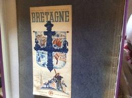 Dépliants Régionaux Bretagne  1938 - Folletos Turísticos