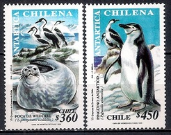 Chile 1999 - MINT - Antarctica - Chile