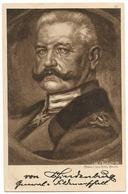 General Von Hindenburg  - WWI - Characters