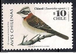 Chile 2000 - Bird - Chile