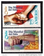 Chile 2000 - MINT - America - AIDS Awareness Campaign - Chile