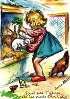 Illustrateurs - Signés > Bouret, Germaine - Bouret, Germaine