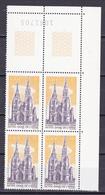 N° 3579 Basilique Notre-Dame De L'Epine: Beau Bloc De 4  Timbres Neuf Impeccable Sans Charnière - Ungebraucht