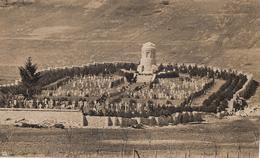 CARTE PHOTO ALLEMANDE - GUERRE 14-18 - CIMETIÈRE À IDENTIFIER - Guerre 1914-18
