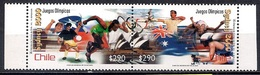 Chile 2000 - MINT - Olympic Games - Sydney, Australia - Chile