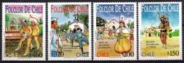 Chile 2000 - MINT - Religious Festivals - Chile