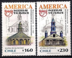 Chile 2001 - MINT - America UPAEP - Cultural Heritage - Chile