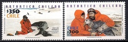 Chile 2001 - MINT - Antarctica - Chile