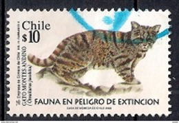 Chile 2002 - Endangered Species - Chile