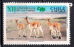 Chile 2002 - The 12th Convention On International Trade In Endangered Species Conference, Santiago, Chile - Chile
