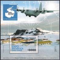 Chile 2009 - Aviation - EXPO Antarctica - Chile MINT - Chile