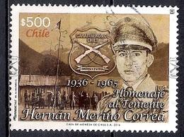 Chile 2016 - The 150th Anniversary Of The Death Of Hernán Merino Correa, 1936-1965 - Chile