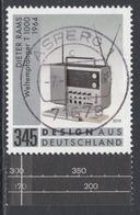 Bund - Neuheiten 2018 Mi. 3400 - Rundgestempelt - BRD