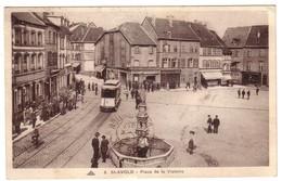 SAINT-AVOLD - Place De La Victoire - Saint-Avold