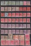 BRITISH GUIANA Lot Of Used Stamps - Some With Minor Faults - Duplication - Guyane Britannique (...-1966)