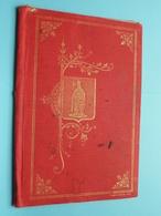 Carnet De MARIAGE Saint-Gilles 1896 > Devesse Pierre 1871 Et Denis Euphémie 1868 ( Details Zie Foto ) ! - Non Classés