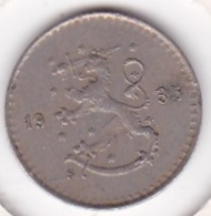 Finland 25 Penniä 1935 .KM# 25 - Finlande