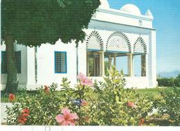 Tunis- La Kouba,COLORI,VIAGGIATA 1968, 5+5+5+5 - Tunisia